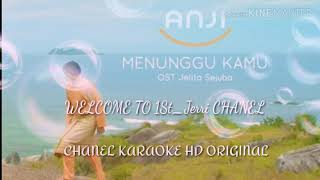 ANJI - MENUNGGU KAMU ( KARAOKE ORIGINAL / NO VOCAL HD AUDIO )