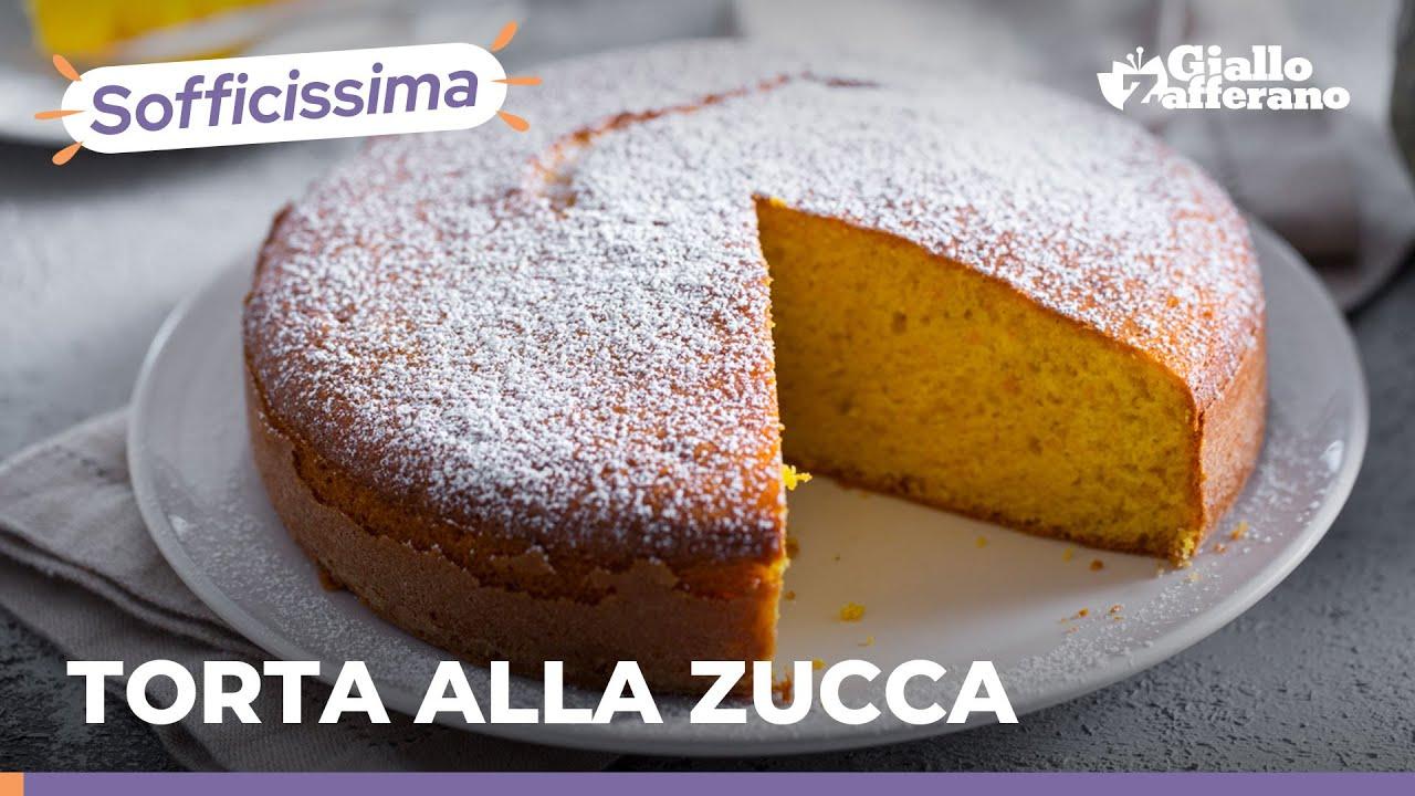 Download TORTA DI ZUCCA – Un dolce soffice e delizioso, perfetto per la colazione!  Vi sorprenderà! 🧡🎃
