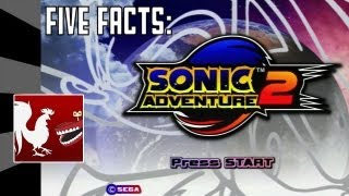 Five Facts - Sonic Adventure 2 | Rooster Teeth