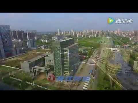 Fly cam of Suining county Jangsu China 空中看睢宁