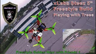 "xLabs Steez 5"" Quadcopter 