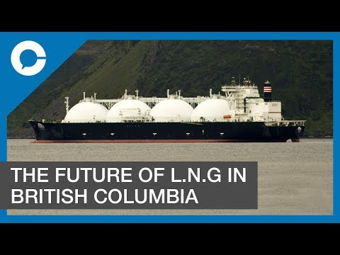 BC LNG Alliance President David Keane: Pipelines in Canada