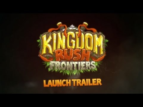 Kingdom Rush Frontiers Available Now! - 0 - Kingdom Rush Frontiers Available Now!