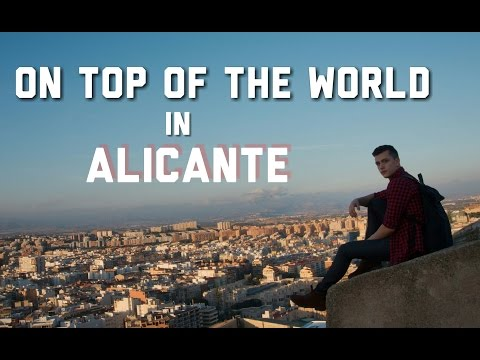 How to travel by yourself / Traveling to to Alicante, Spain