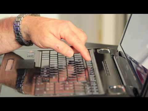 How To Change Brightness With The Fn Button Function On A Toshiba : Tech Vice