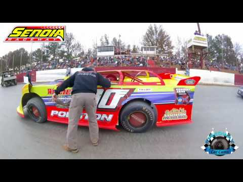 #00 Dalton Polston - Hobby - 11-12-16 - Senoia Raceway - In-Car Camera
