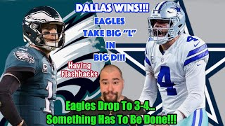 Eagles VS Cowboys |Recap | Triple Moonwalked | How To Fix It
