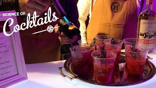 Mixing Science with Cocktails (Science of Cocktails 2018)