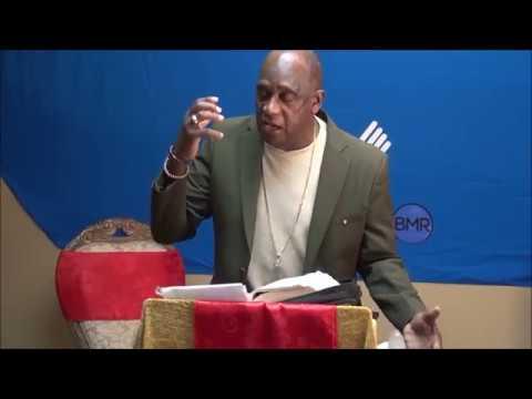 Love Me Luncheon:  Apostle Leonard Smith - Where is the Love?