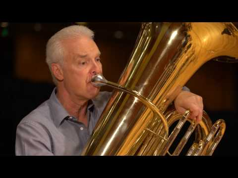 What does a tuba sound like? (Ode to Joy)