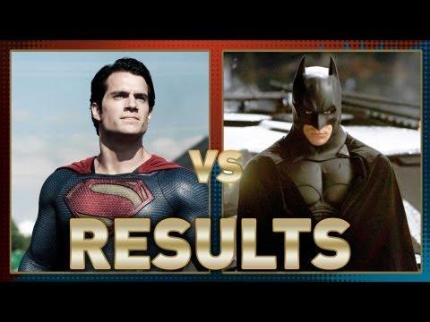 Batman vs Superman: Fanboy Faceoff Results