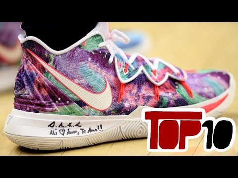 reputable site b3aaa dd272 Top 10 Special Nike Kyrie 5 That Kyrie Irving Worn In 2019