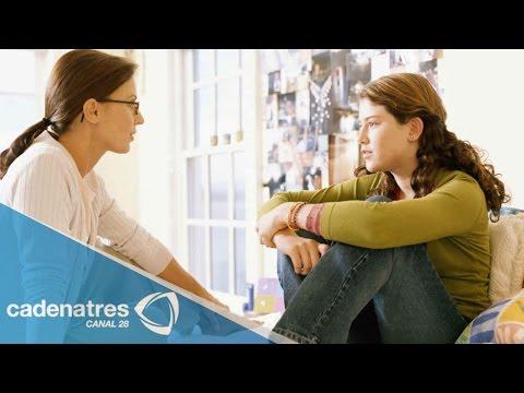 Cómo hablar de sexualidad a los hijos adolescentes