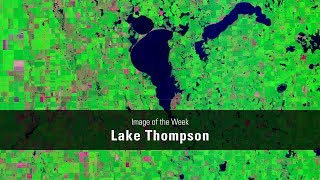 Lake Thompson, South Dakota