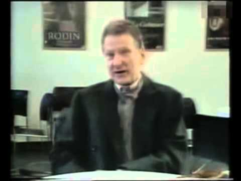 Lucian Freud's RAREST Interview - Part 2/5