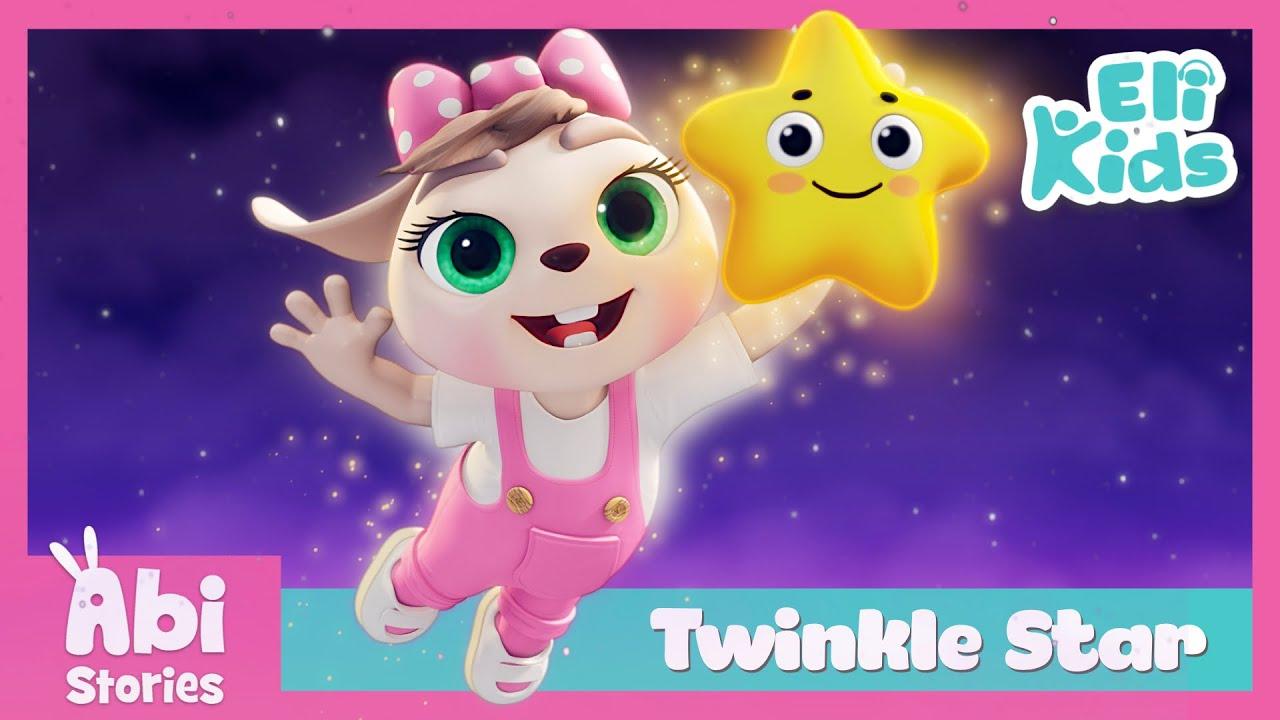 Twinkle Twinkle Little Star +More | Lullaby for kids | Eli Kids Songs & Nursery Rhymes Compilations