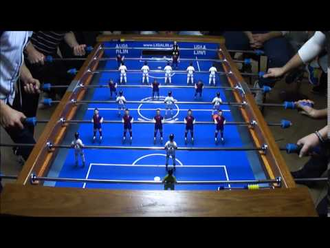 Final Primera Categoría - I Nacional Futbolín F5 - Rockstar Benidorm