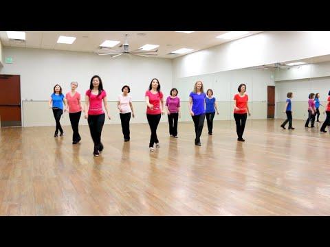 Cha Cha Cola - Line Dance (Dance & Teach in English & 中文)