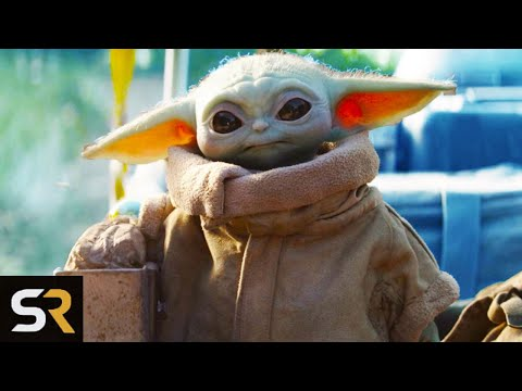 Baby Yoda Is The Best Marketing Tool