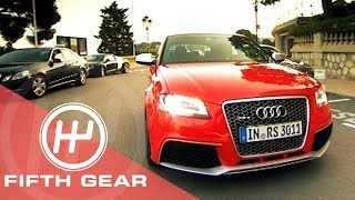 Fifth Gear Audi A3 The Hottest Hatchback смотреть