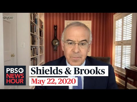 Shields And Brooks On Trump's Call To Reopen, Mail-in Voting