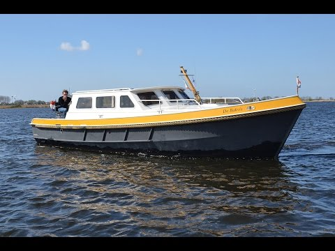 Barkas 32 - Dutch tender