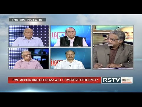 The Big Picture - PMO appointing officers: Will it improve efficiency?