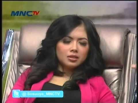 Tenty Kamal di Suka Suka Uya - Masih Sayang Dengan Adjie Pangestu