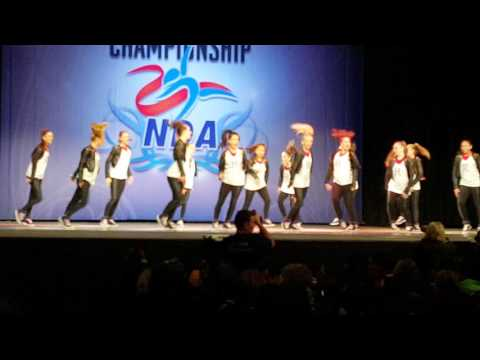 Father Ryan High School Dance Team Finals