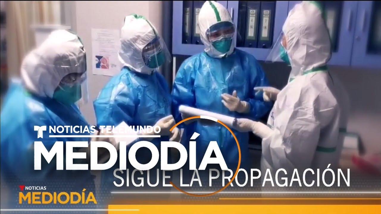 Noticias Telemundo Mediodía 29 De Enero 2020 Noticias