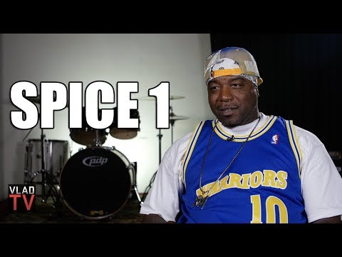 Spice 1 on 2Pac Beating the Hughes Brothers Bloody During His  Shoot  Part 7