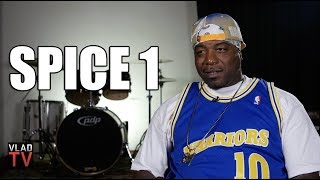 Spice 1 on 2Pac Beating the Hughes Brothers Bloody During His Video Shoot  (Part 7)