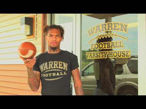 Lynn Bowden - Warren G. Harding Quarterback - Highlights/Interview - Sports Stars of Tomorrow