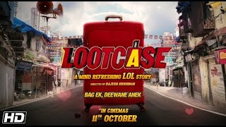 Lootcase | Kunal | Rasika | Vijay | Ranvir | Gajraj | Dir: Rajesh Krishnan | Releasing: October 11th