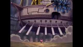 Luffy vs Enel (Full Fight)