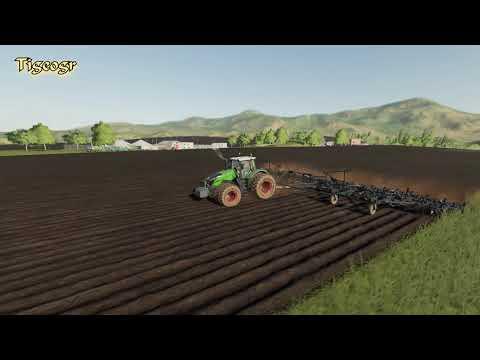 Farming Simulator 19 - How do they work, Cultivators