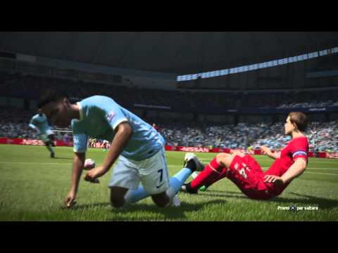 Etta James At Last - Fifa16 intro-