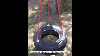 3 Point Tire Swings