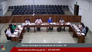 Câmara Municipal de Colina - 5ª Sessão Ordinária 05/04/2021