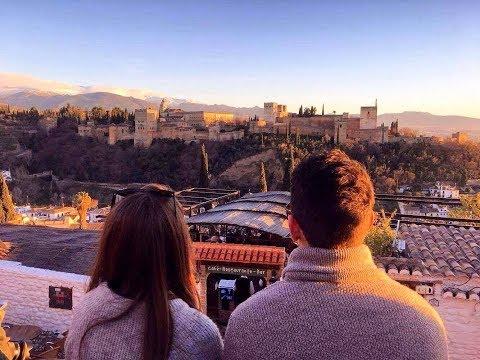 A Tour Around Granada, Spain