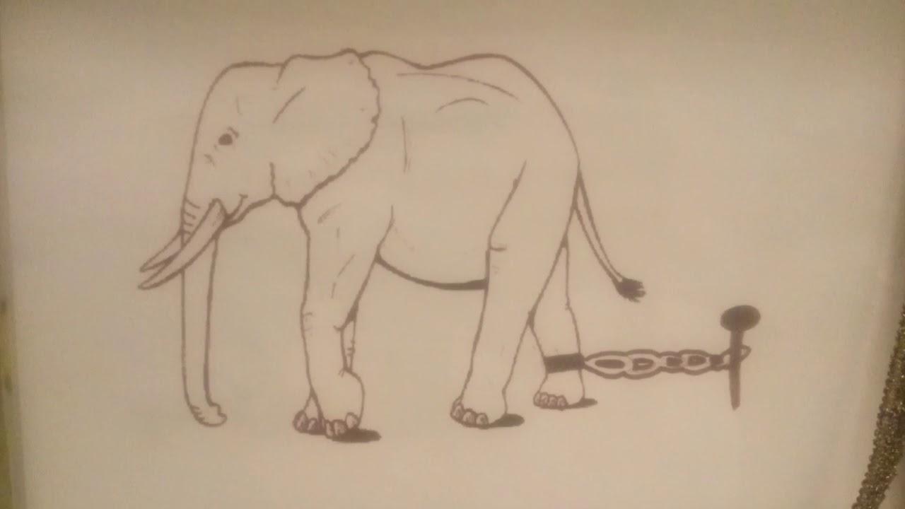 Cuentos para ni os nro 4 el elefante encadenado youtube for El elefante encadenado
