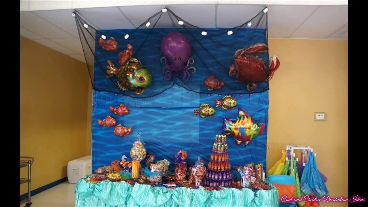 Finding Nemo Party Ideas & Finding Nemo Party Ideas - YouTube