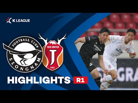 Seongnam Jeju Utd Goals And Highlights