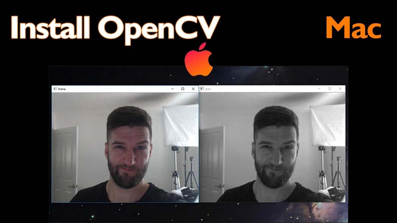 Install OpenCV 3 for Python on Mac | Post | Coding For