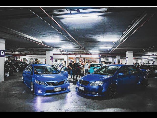 ภาพบรรยากาศและรถแต่งในงาน TOYOTA DAY PRESENTED BY NEXZTER (ดริฟขึ้นตึก)ในวันที่ 20 ที่ผ่านมา