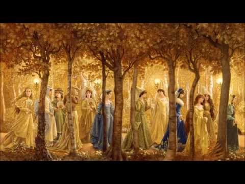 Fairytale Waltz Music  The Twelve Dancing Princesses