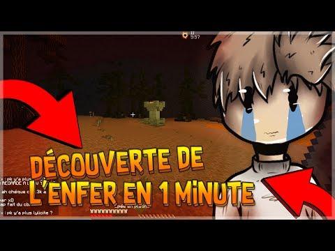 ✔️J'AI SURVECUE 1 MINUTE DANS LA NOUVELLE DIMENSION DE VANADIA !✔️