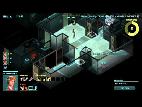 Invisible Inc Story 14 Memory Check
