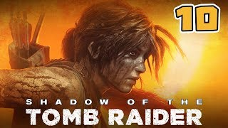 SHOTGUN WYJAŚNIACZ! | Shadow of the Tomb Raider PL (10) | 4K | PC | Vertez