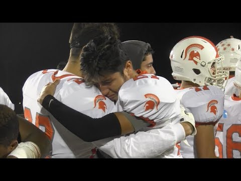 Huntington Park's 225-mile Journey To Calexico For Football Game